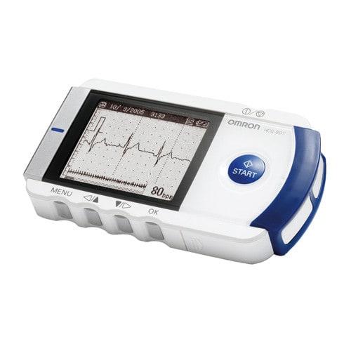 Heartscan, mobiel 1-kanaals ECG