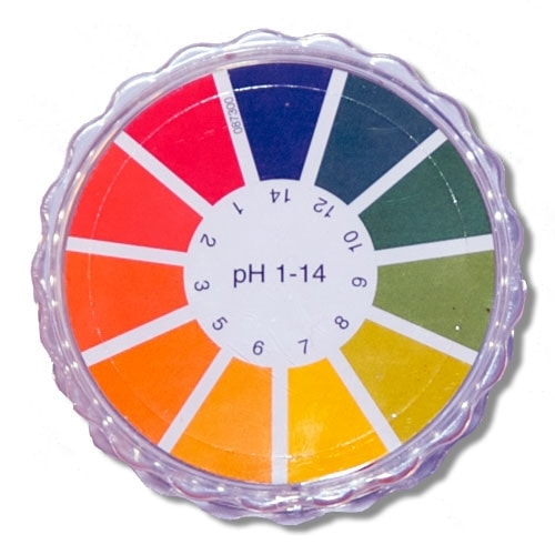 pH-indicatorpapier