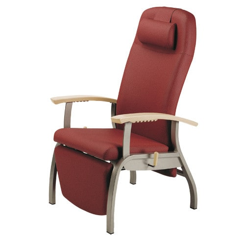 Ligbank en behandelstoel 'Fero'