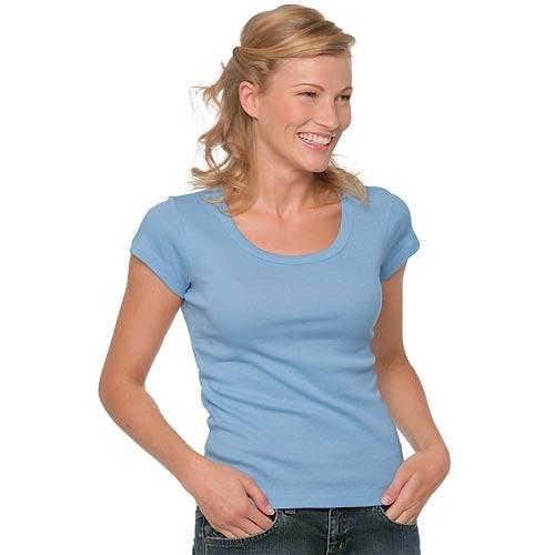 Dames Shirt met boothals