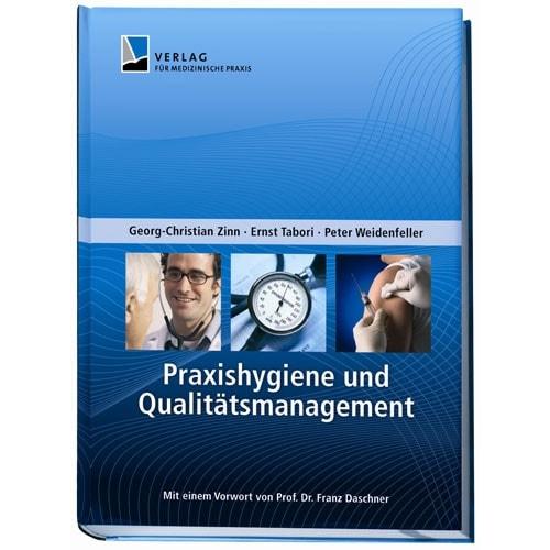 Praxishygiene und Qualitätsmanagement, Boek en cd-rom in het Duits