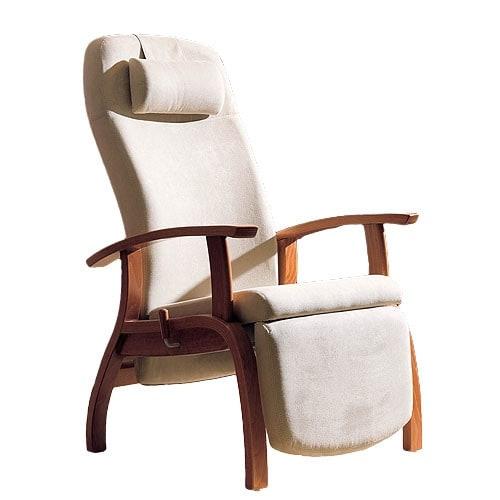 """Houten Rust- en Verpleegstoel """"Fero"""""""