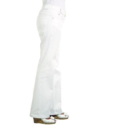 Dames five-pocket stretch jeans