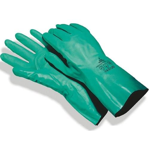uvex profastrong beschermende handschoenen van nitril