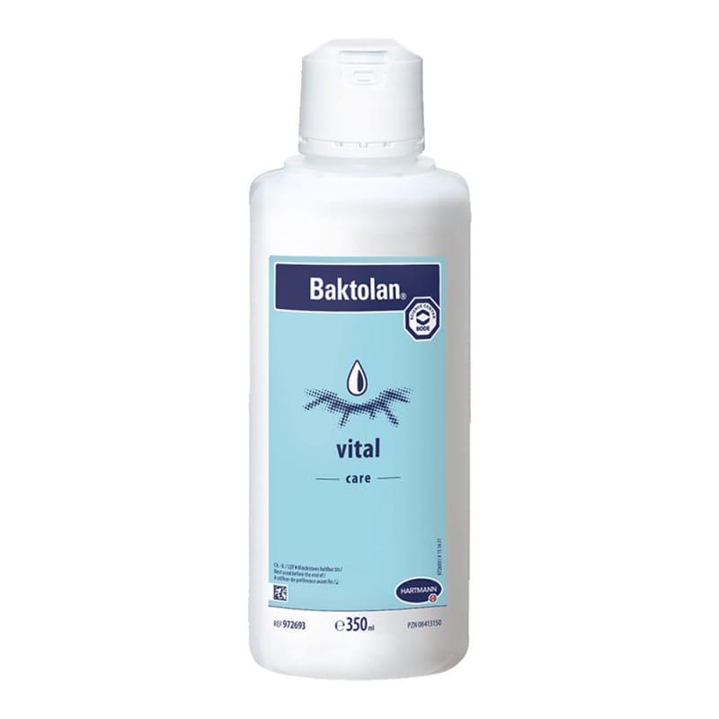 Baktolan vital hydrogel