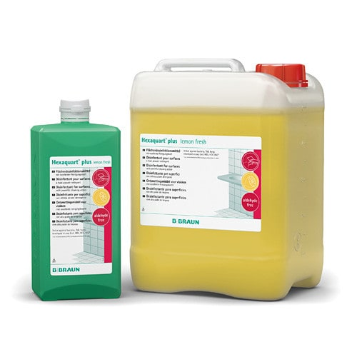 Hexaquart® Plus Lemon Fresh