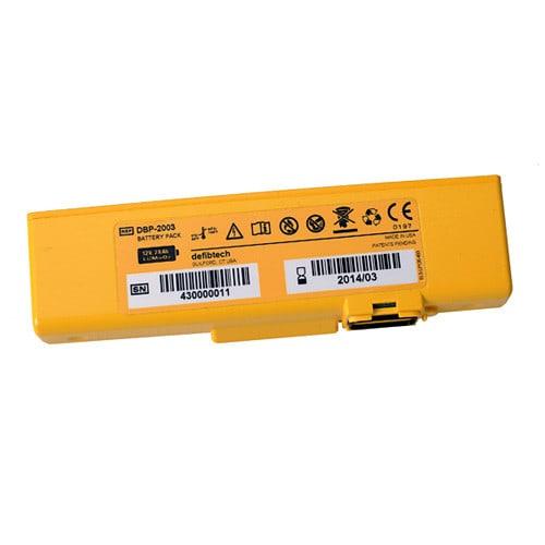 Batterij voor de AED Lifeline VIEW en PRO