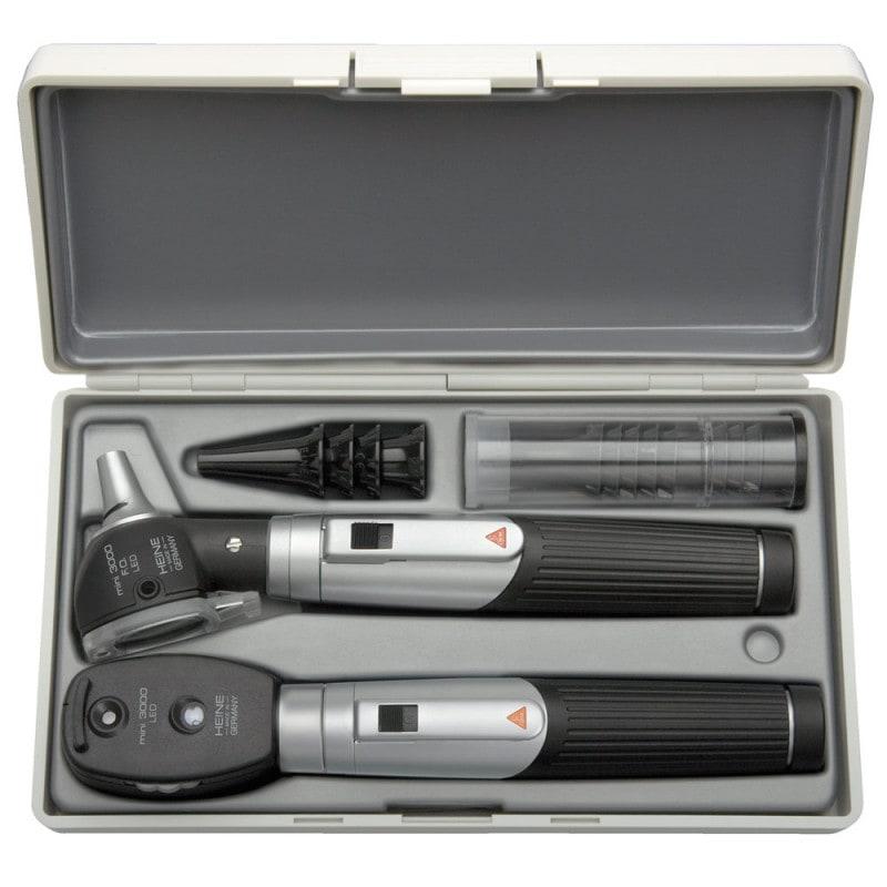 HEINE mini3000 F.O. diagnostische set