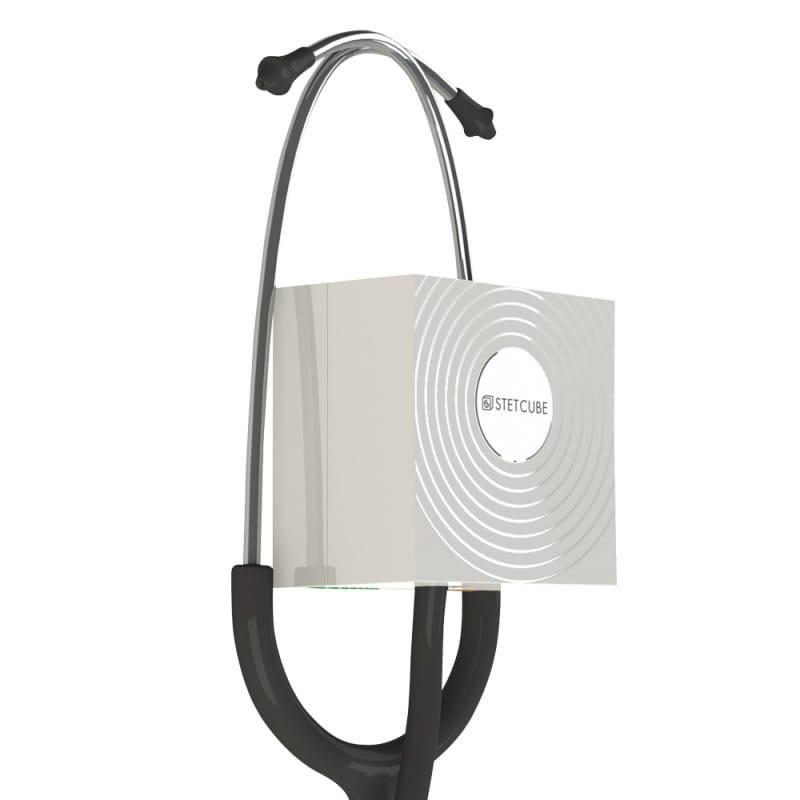 Stet Cube desinfector voor stethoscopen