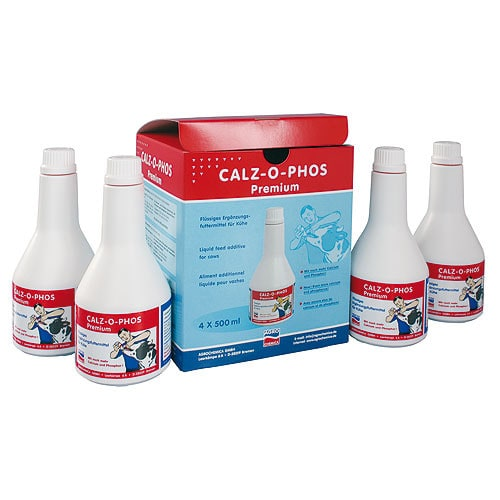 Calz-o-Phos Premium, 4 flessen