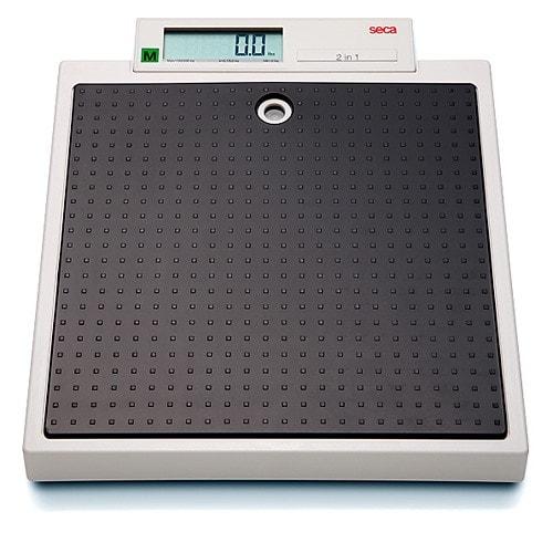 seca 877, elektronische vlakke weegschaal