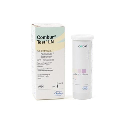 Combur 2 Test LN, 50 teststrips