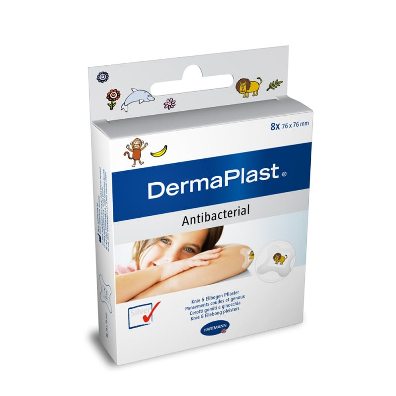 DermaPlast kids antibacterial