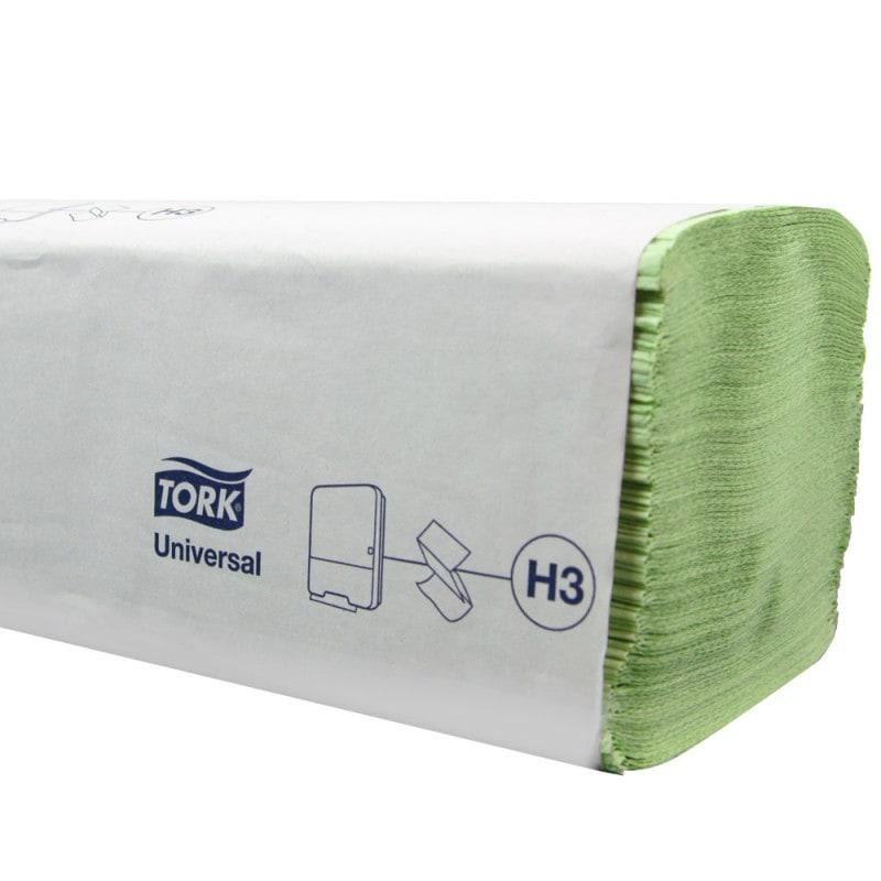 Tork Classic Basic Papieren Handdoekjes, 1-laags