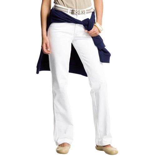 Dames five-pocket stijl jeans