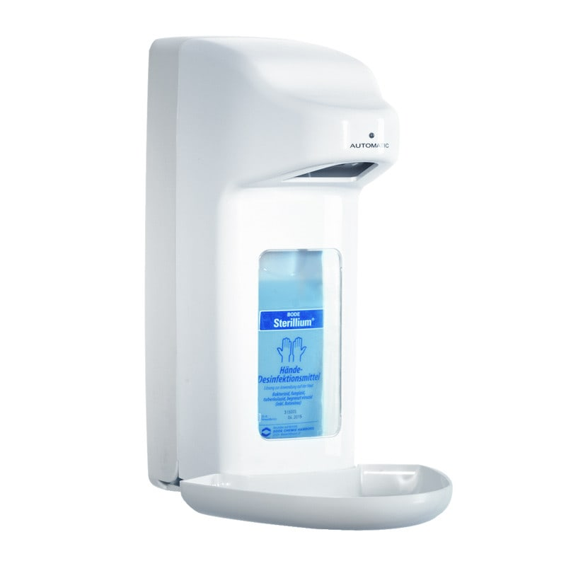 BODE Touchless desinfectiemiddeldispenser