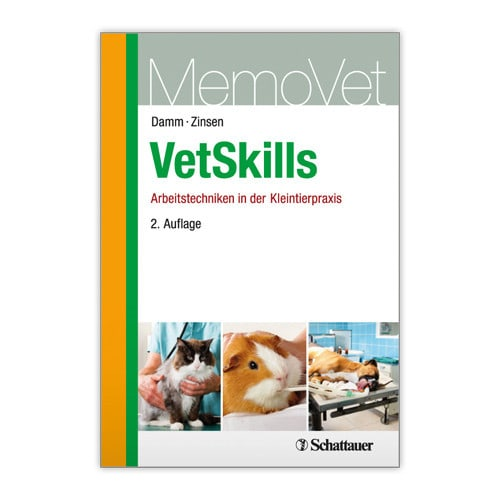 VetSkills Arbeitstechniken in der Kleintierpraxis