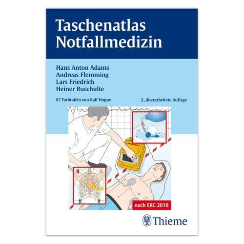 Taschenatlas Notfallmedizin