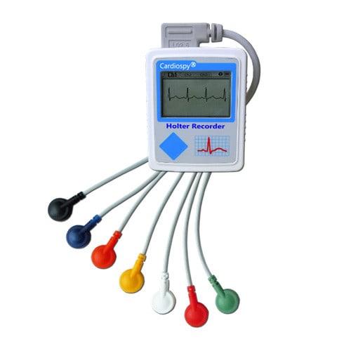EC-3H continu-ECG-apparaat