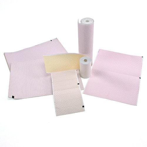 Registratiepapier voor verschillende ECG-apparaten