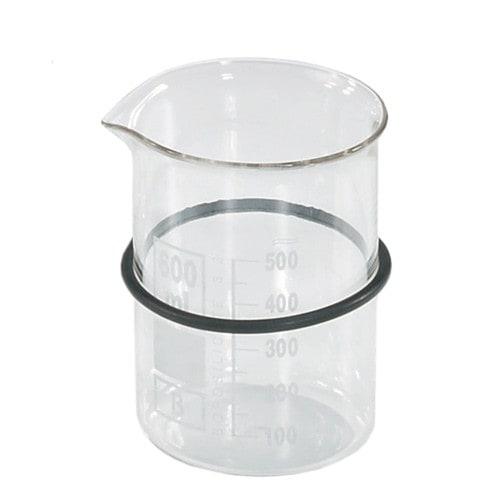 Glazen beker voor EUROSONIC-apparaten