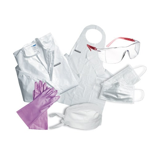 Infectiebeschermende kleding «Infection Control Kit»