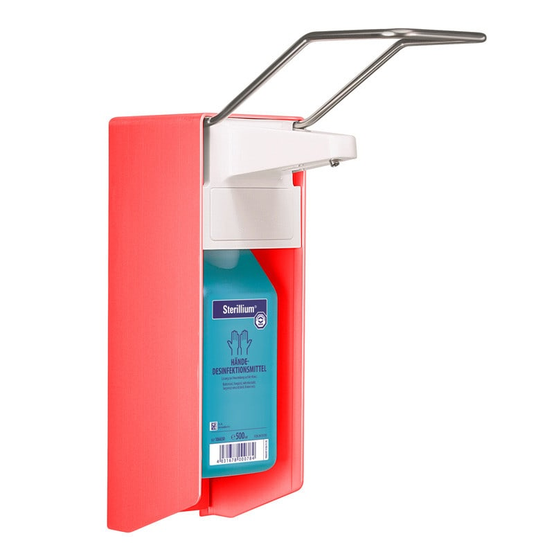 Bode Eurodispenser 1 plus in signaalkleur