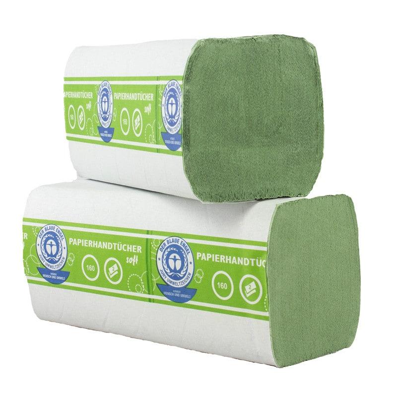 Vouwhanddoeken, 2-laags