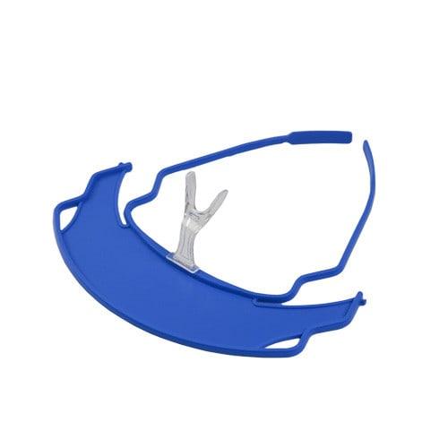 Bevestigingsframe voor gezichtsbescherming