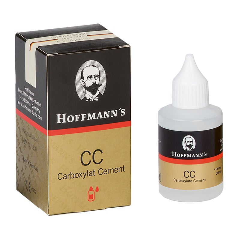 Hoffmann´s Carboxylaatcement vloeistof