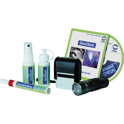 GlowCheck hygiënecontrole