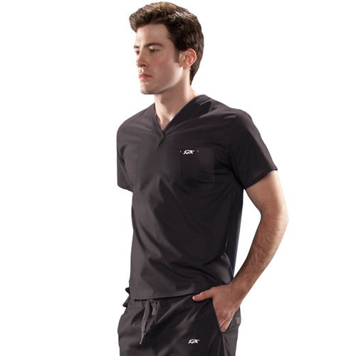 IguanaMed Unisex Stealth Top