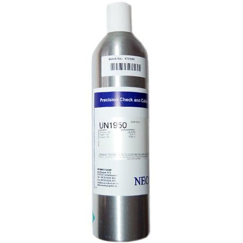 Kalibreringsgas voor het HydroCheck H2-ademtestapparaat