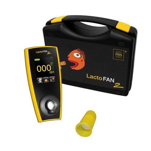 LactoFAN2 H2-ademtester