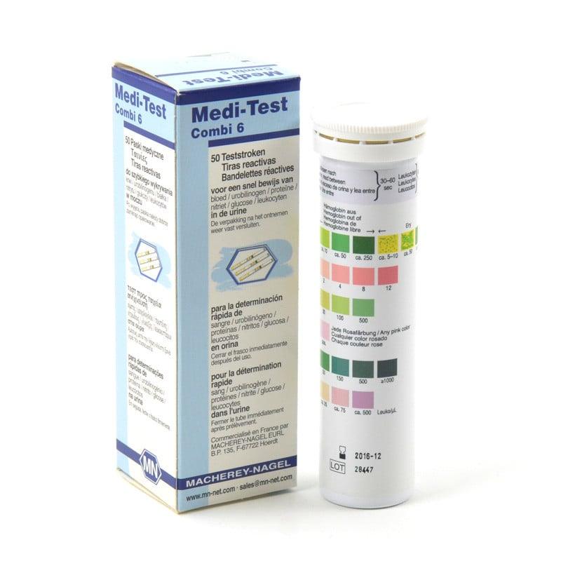 Medi Test Combi 6