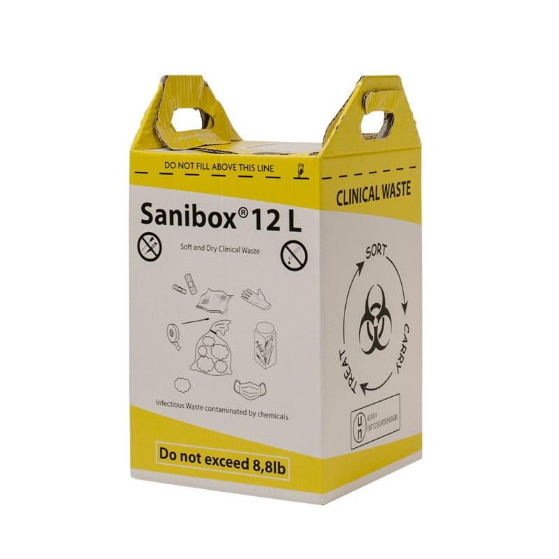 «Sanibox» medische afvalcontainer