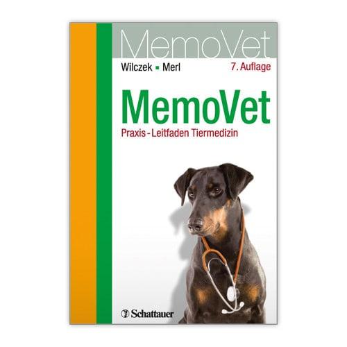 MemoVet Praktijk naslagwerk diergeneeskunde