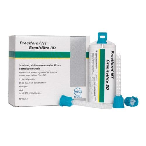 Preciform NT GranitBite 3D