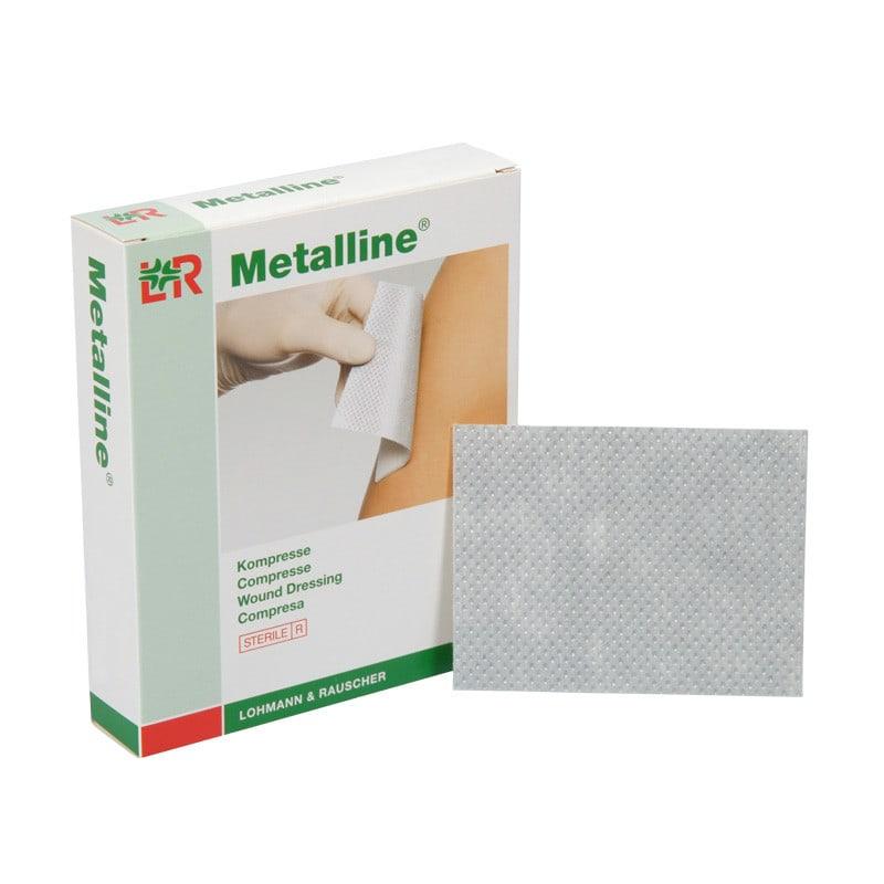 Metalline, steriel