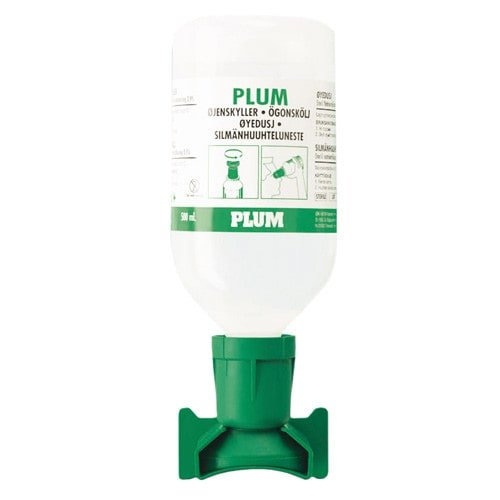 PLUM oogspoelstation, 500 ml