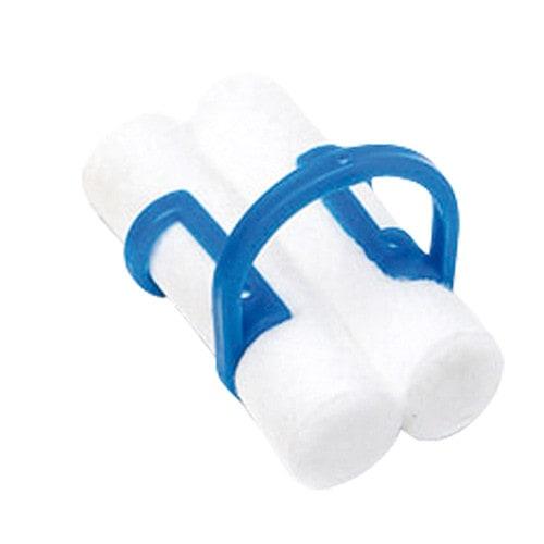 Wegwerphouders voor tandheelkundige wattenrollen, 100 stuks