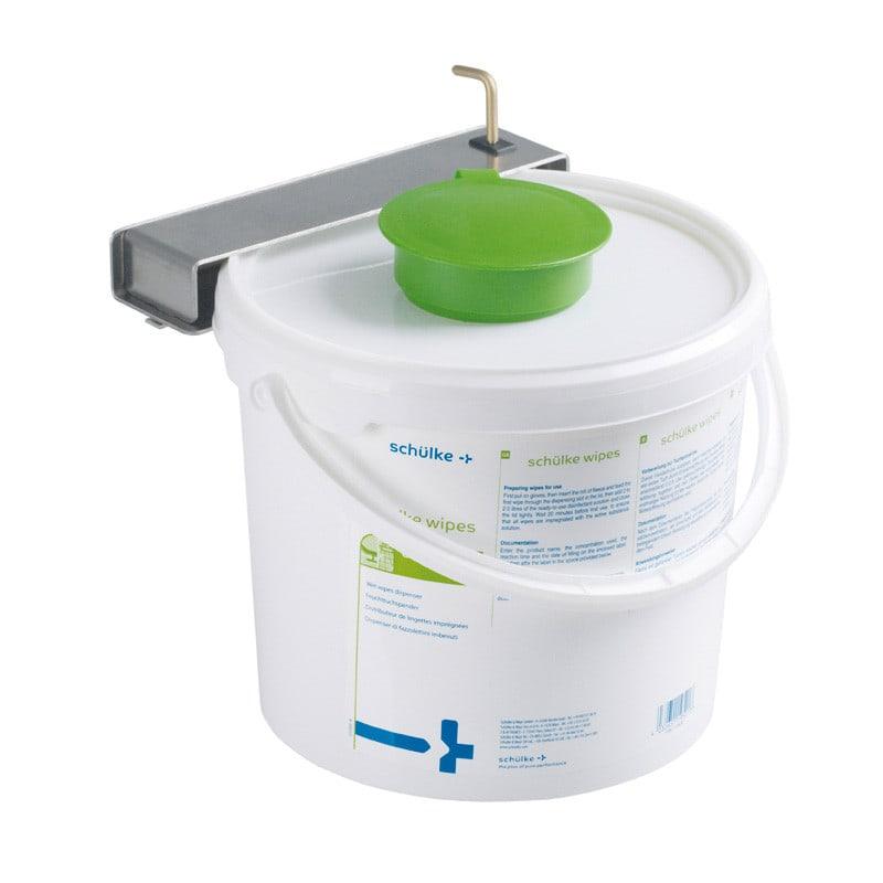 Wandhouder voor safe & easy bagless system