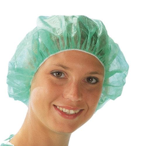 Verpleegmutsen in baretvorm