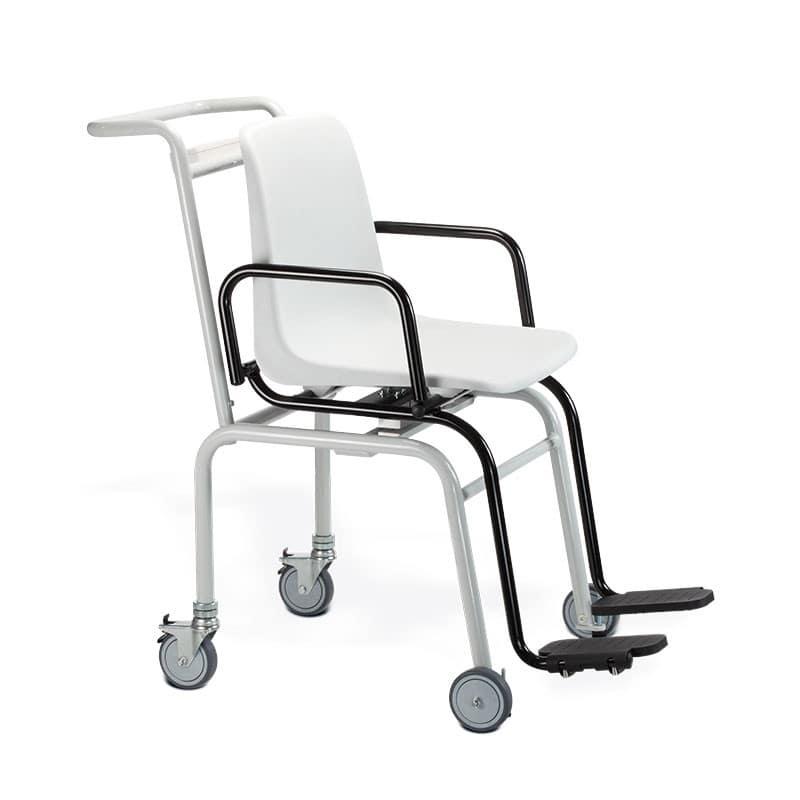 Geijkte stoelweegschaal seca 956