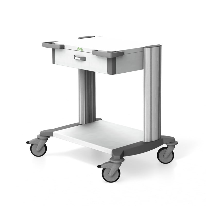 HAEBERLE apparatuur-basiswagen model «toro»
