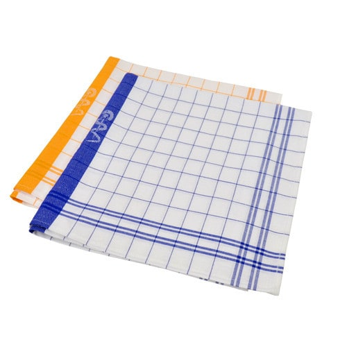 Droogdoeken voor instrumenten, 60 x 60 cm