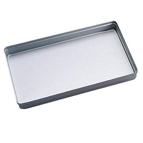 Normtraydeksel van aluminium