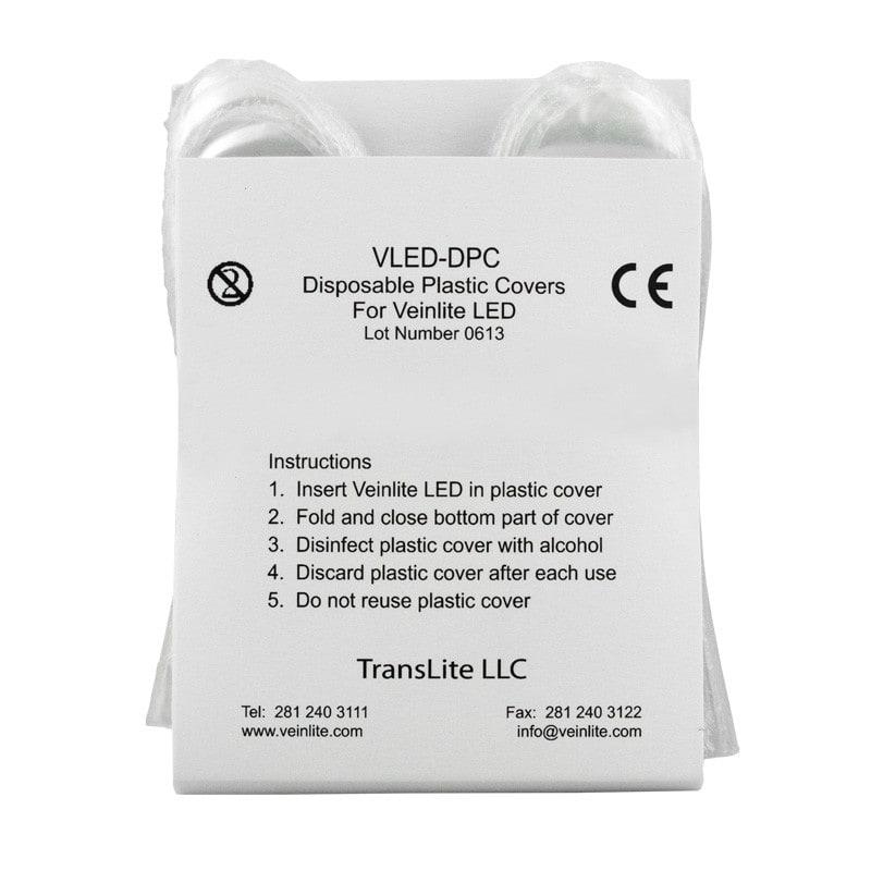 Beschermhoezen voor de Veinlite LED