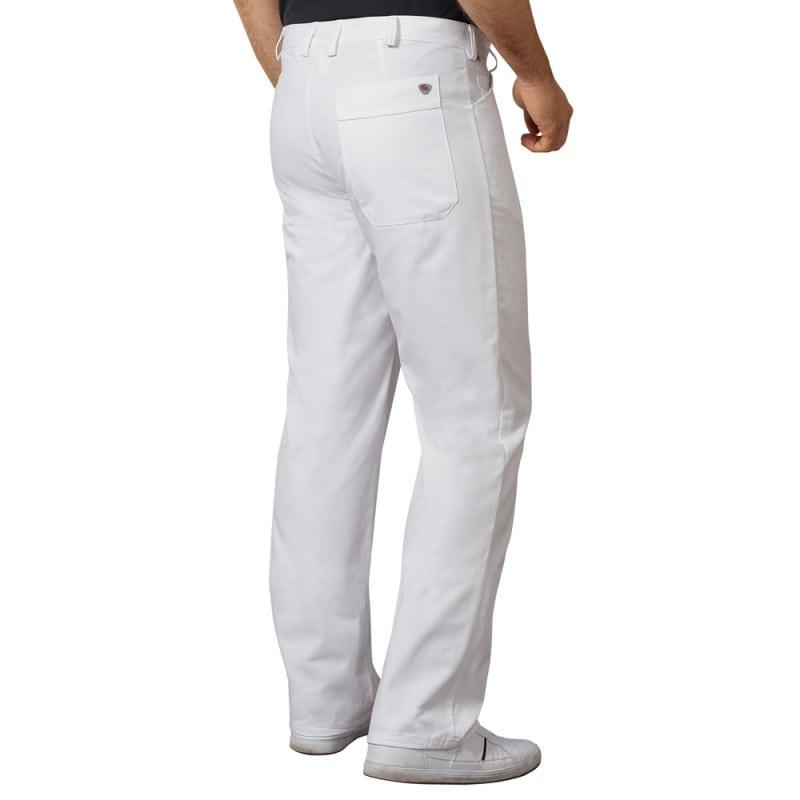 Herenbroek in jeansvorm