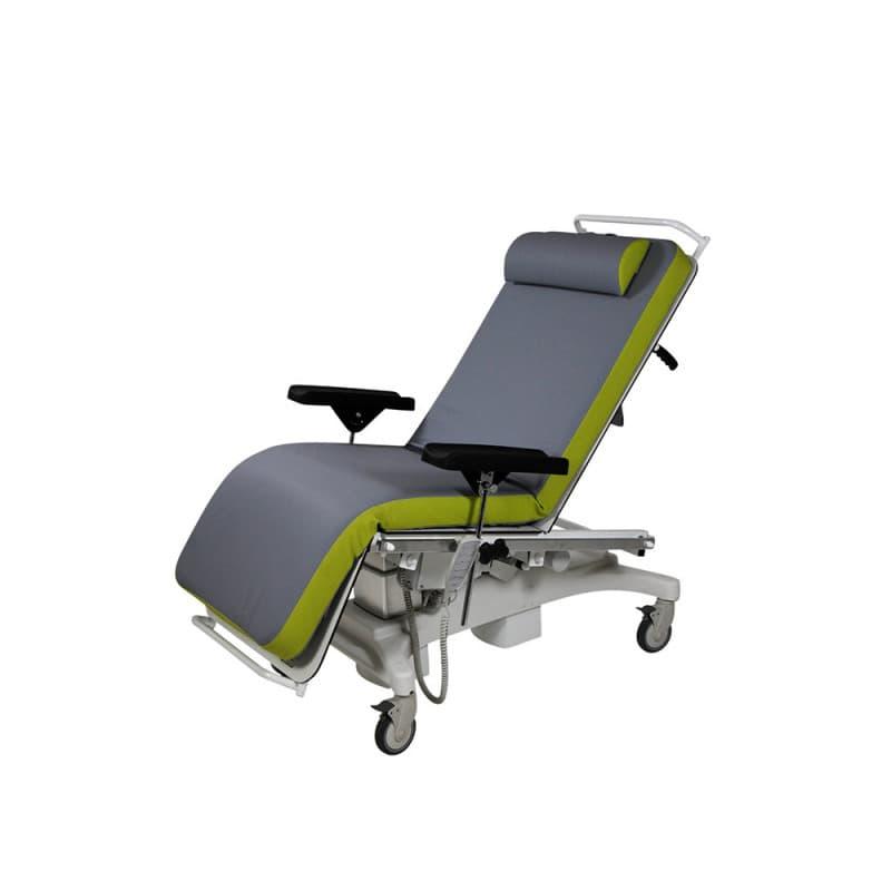 Bloedafname- en dialysestoel